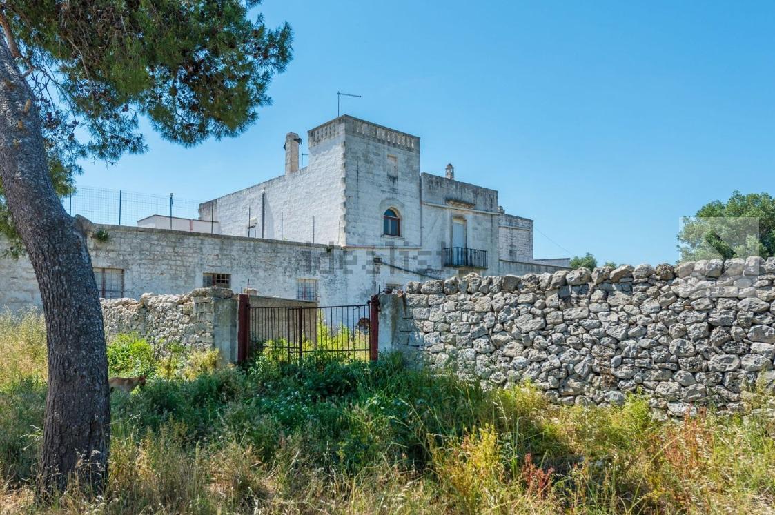 Charming Old Masseria Sea view for Sale in Ostuni