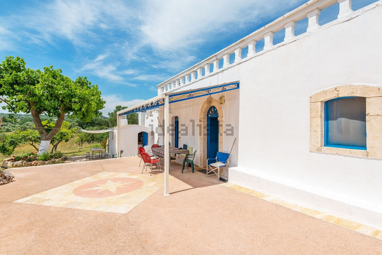 Old Farmhouse located on Sp Ostuni – Martina Franca
